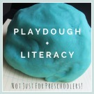 Playdough-and-Literacy